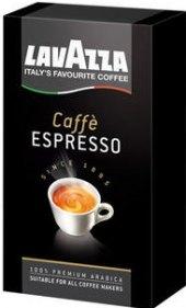 Zrnková káva Espresso Lavazza