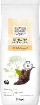 Zrnková káva Moka Limu Exquisit