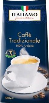 Zrnková káva pražená Italiamo