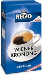 Zrnková káva Wiener Krönung Regio