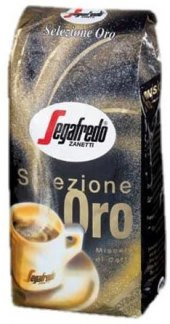 Zrnková káva Selezione Oro Segafredo