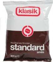 Zrnková káva Standard Coop Klasik