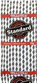 Zrnková káva Standard Marila
