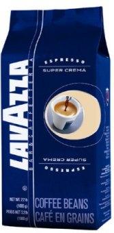 Zrnková káva Super Crema Lavazza