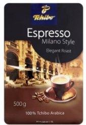 Zrnkové kávy Tchibo Espresso