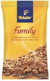 Zrnková káva Tchibo Family