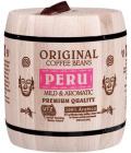 Zrnková káva v soudku Peru Cafe Sati