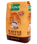 Zrnkové kávy Gina