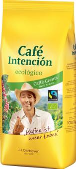 Zrnkové kávy Intención J. J. Darboven