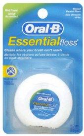 Dentální nit Essential Oral-B