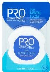 Dentální nit Pro formula Tesco