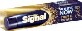 Pasta na zuby Gold White Now Signal