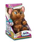 Zvířátka se zvukem Mini Tickles Petz