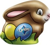 Čokoládové figurky velikonoční Orion