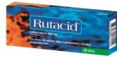 Žvýkací tablety na žaludek Rutacid