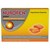 Žvýkací tobolky Nurofen Junior