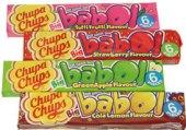 Žvýkačky Big Babol Chupa Chups