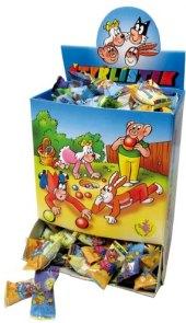 Žvýkačky Čtyřlístek
