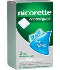 Nikotinové žvýkačky Gum 2 mg Nicorette