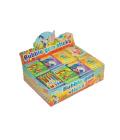 Žvýkačky pastelky