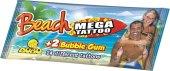 Žvýkačky s tetováním Dubu