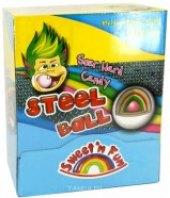 Žvýkačky Steel ball