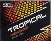 Žvýkačky Tropical Jet gum