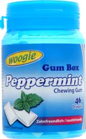 Žvýkačky Woogie