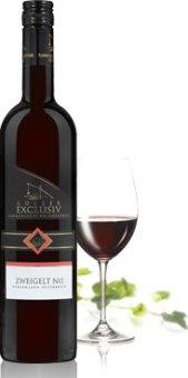 Víno Zweigelt No1 Pannonia