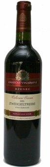 Víno Zweigeltrebe Cellarium Bisencii Zámecké vinařství Bzenec