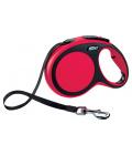 Vodítko Flexi New Comfort páska L 8m červené