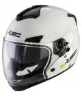 Moto Helma W-Tec Nk-850  Bílá Lesk  S (55-56)