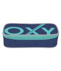 Karton P+P Pouzdro etue komfort OXY BLUE LINE Tyrkys
