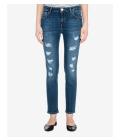 Trussardi Jeans 206 Jeans Modrá
