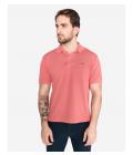 Lacoste Polo triko Růžová