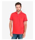 Trussardi Jeans Polo triko Červená