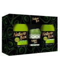 Nature Box Avocado dárková sada 385 ml + 385 ml