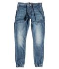 Pánské džíny Quiksilver Straight Fit Jeans Brine