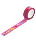 Dekorační lepicí páska - Rosie