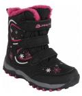 ALPINE PRO KABUNI - Dětská zimní obuv pro volný čas