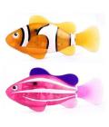 Robo ryba - oranžová