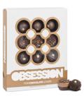 Chocolissimo - Pralinky Obsession - Čokoládové 140 g